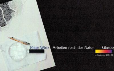 Peter Wirtz – Arbeiten nach der Natur – Glasobjekte
