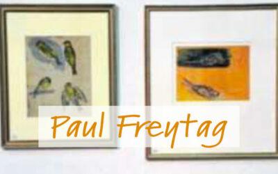 Aus dem Nachlass – Paul Freytag