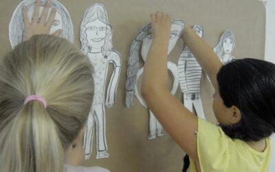 Kinder-Grafikprojekt